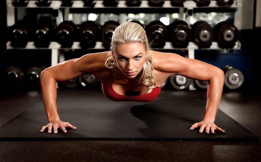 Optimal träning för kvinnor