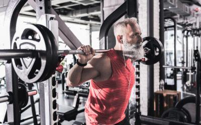 Rätt träning håller dig ung – Om Sarkopeni och träning